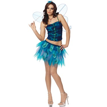 Enchanted Butterfly Adult Costume