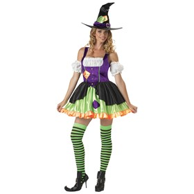 Witchful Thinking Elite Collection Adult Costume