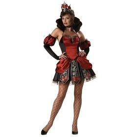 Queen of Broken Hearts Elite Collection Adult Costume