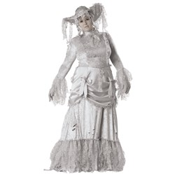 Ghostly Lady Elite Collection Adult Plus Costume