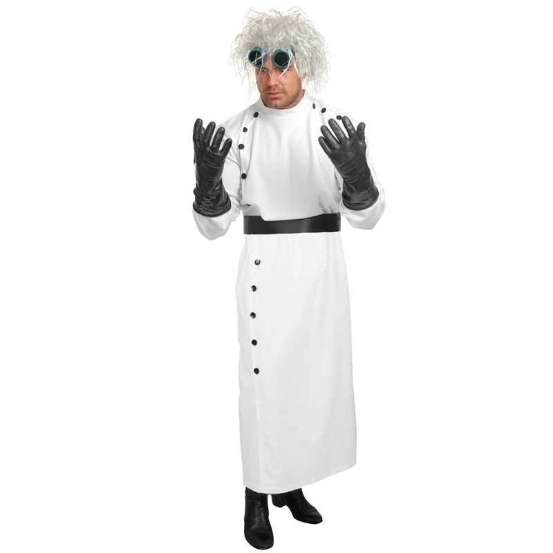 Mad Scientist Adult Costume for the 2015 Costume season.