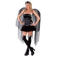 Skull Fairy Adult Costume