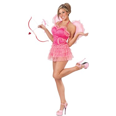 Sexy Cupid Adult Costume