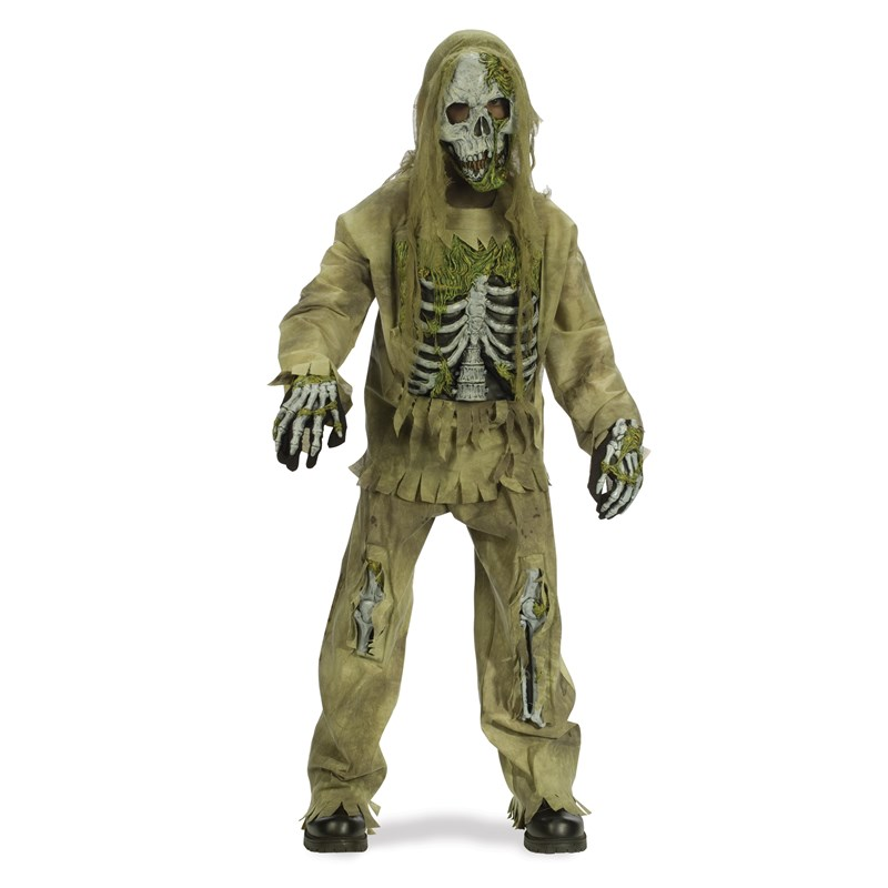 Skeleton Zombie Child Costume for the 2015 Costume season.