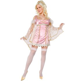 Playboy Princess Adult Costume