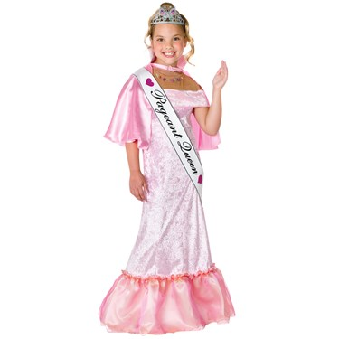 Pageant Queen Child Costume