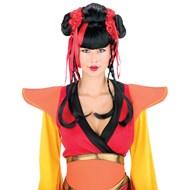 Couture Geisha Wig