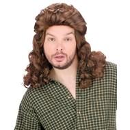 Mullet Perm Wig