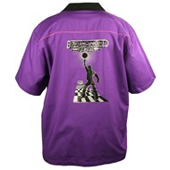 Bowling Night Fever Classic Style Bowling Shirt Adult