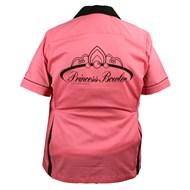 Princess Bowler Classic Style Bowling Shirt