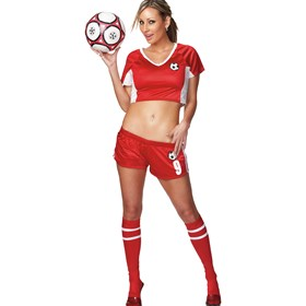 Female Soccer Player Sexy Adult