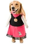 Pet Costume- 50's Girl