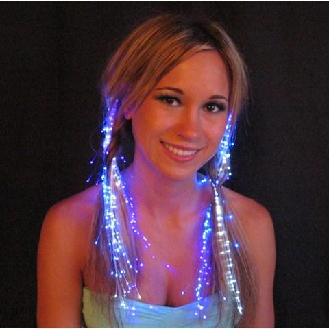 Glowbys Blue Hair Accessory