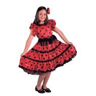 Pretty Senorita Child Costume