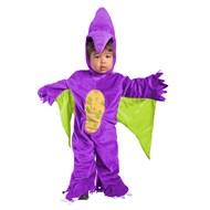 Lil Dino Toddler- Silly Teradactyl -Purple