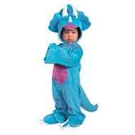 Lil Dino Triceratops Cutie - Blue Toddler