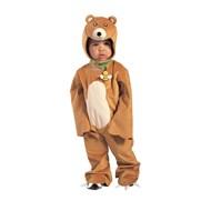Lil Fuzzy Bear Toddler