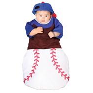 Baby Baseball Bunting