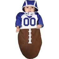 Baby Football Bunting