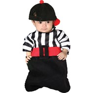 Baby Referee Bunting