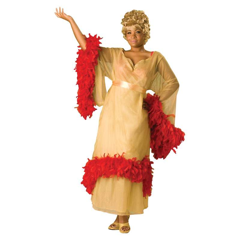 hairspray motormouth maybelle adult plus costume