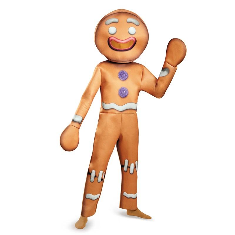 Shrek   Gingerbread Man Adult Costume for the 2015 Costume season.