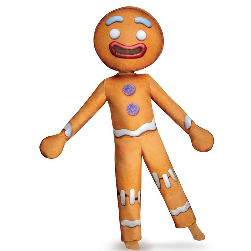 Shrek Gingerbread Man Child Costume for the 2015 Costume season.