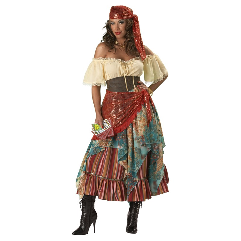 Fortune Teller Elite Collection Adult Costume for the 2015 Costume season.