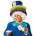 Mad Hatter Hat Adult - Fairytale Classics