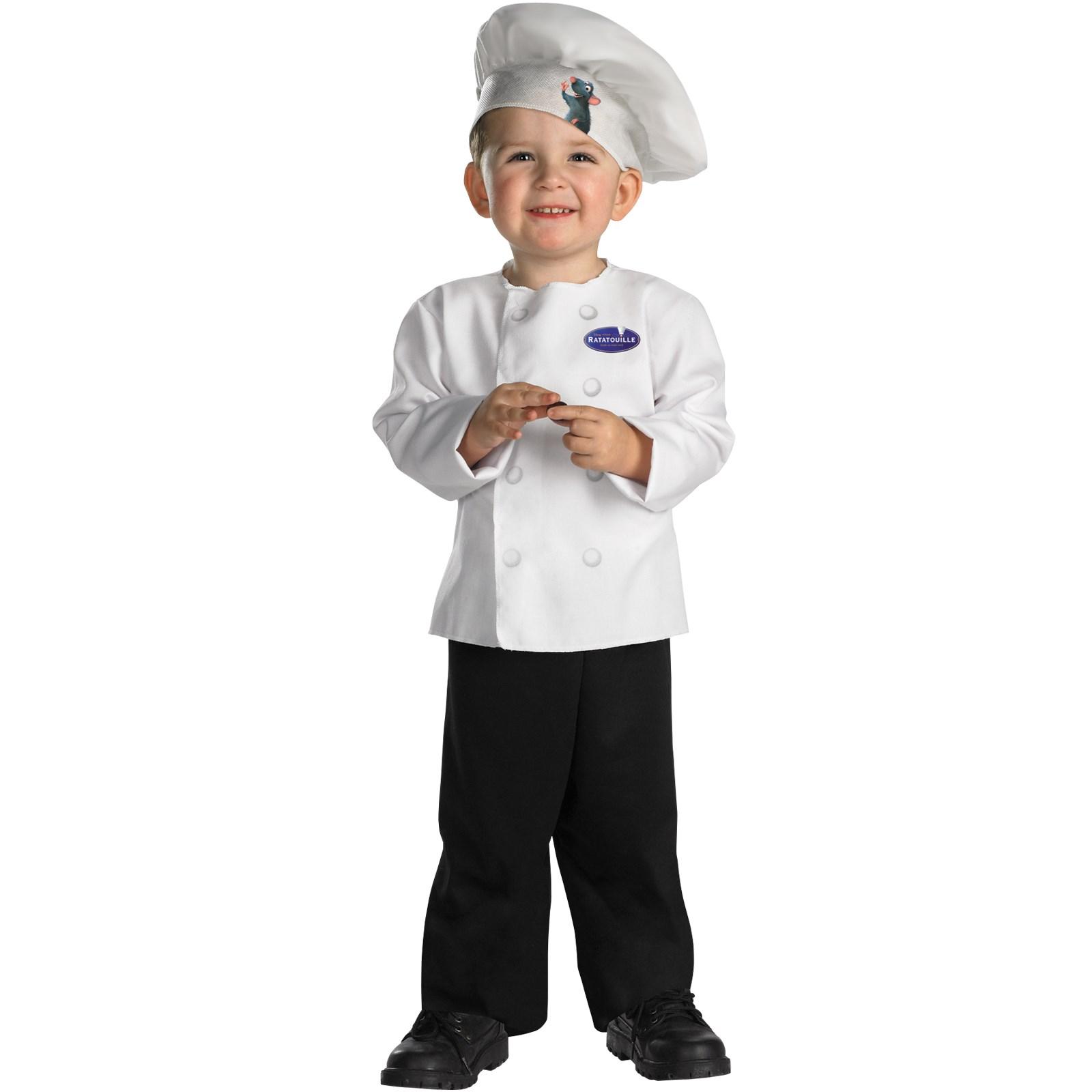 Ratatouille Linguini Chef Toddler Buycostumes Com
