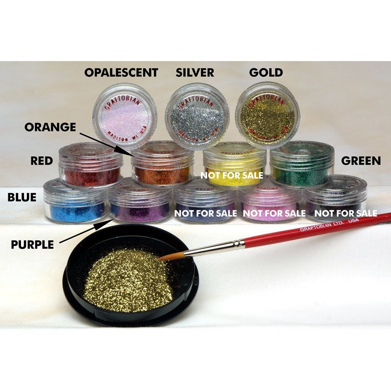 Face Painting Glitter for the 2015 Costume season.