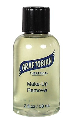 Make Up Remover (2oz.) for the 2015 Costume season.