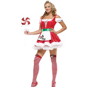 Miss Peppermint Adult Costume