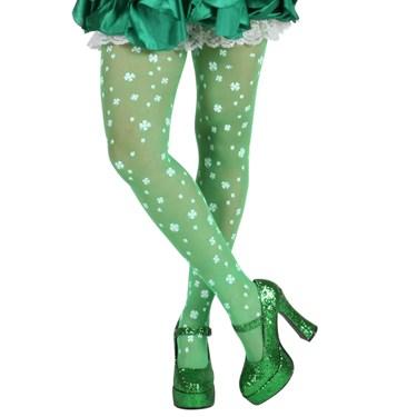 Shamrock Stockings (Green)
