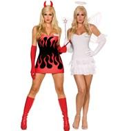 Miss Hellen Back Adult Costume