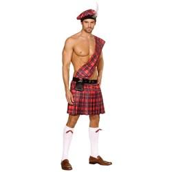 Hot Scottie Adult Costume