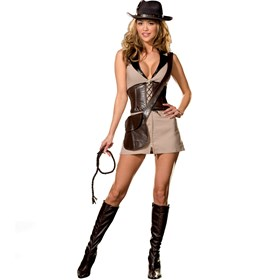 Treasure Hunter Adult Costume