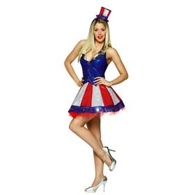 Aunt Samantha Adult Costume