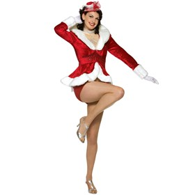 Radio City Rockettes Adult Costume