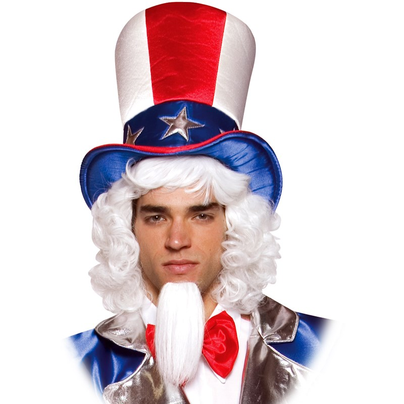 Uncle Sam Top Hat for the 2015 Costume season.