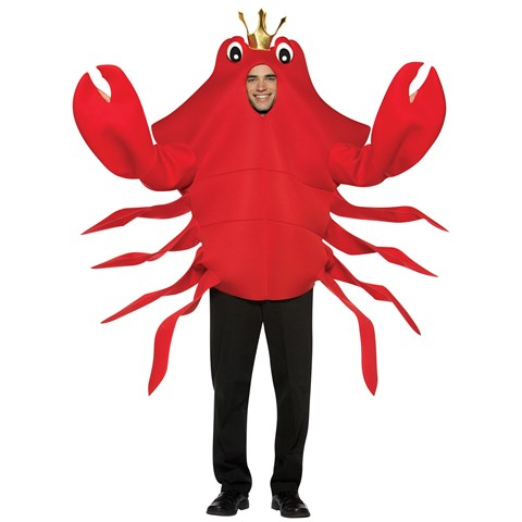 King Crab Adult Costume