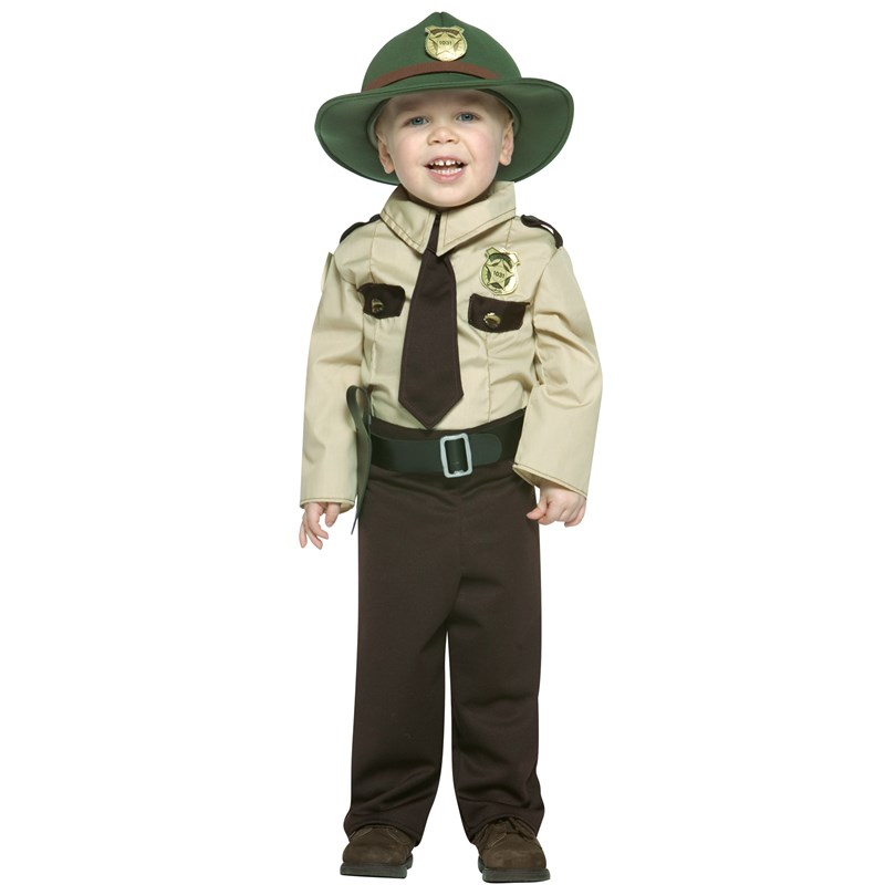 Future Trooper Toddler Costume for the 2015 Costume season.