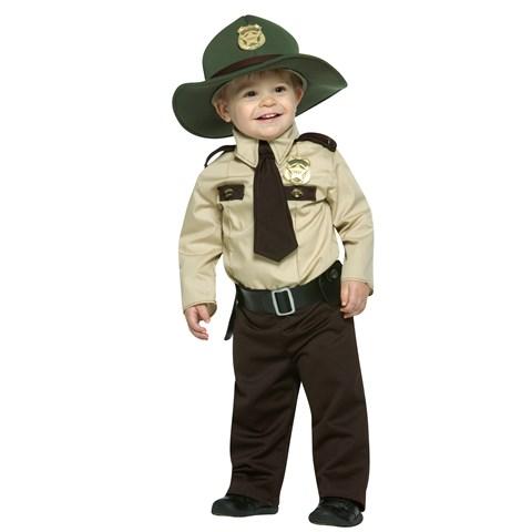 Future Trooper Infant Costume