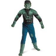 Hulk 2008 Movie Child Costume