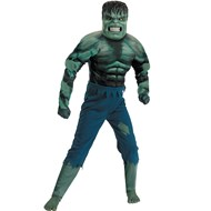 Hulk 2008 Movie Muscle Chest Child Costume