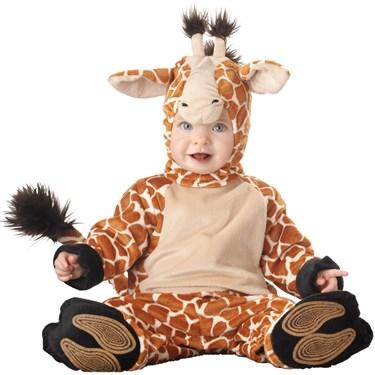 Lil' Giraffe Elite Collection Infant / Toddler Costume
