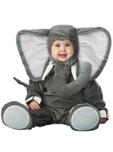 Click Here to buy Lil Elephant Elite Collection Baby & Toddler Costu from BuyCostumes