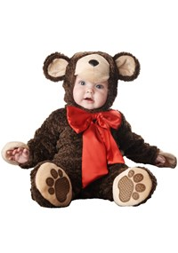 Click Here to buy Lil Teddy Bear Elite Collection Baby & Toddler Cos from BuyCostumes