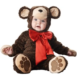 Lil' Teddy Bear Elite Collection Infant / Toddler Costume
