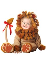 Click Here to buy Lil Lion Elite Collection Baby & Toddler Costume from BuyCostumes